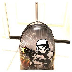 "American Tourister Star Wars 18"" Stormtrooper bag"